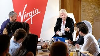 Download Virgin StartUp Masterclass: how to build a knockout brand Video