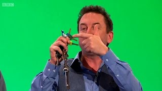 Download Mack and Keys - Lee Mack on Would I Lie To You? [HD] [CC-EN,NL,ES] Video