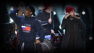 Download twenty one pilots & A$AP Rocky VMAs Performance 2015 [HD] Video