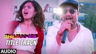 Download Bhangover Full Audio Song | Journey of Bhangover | MDKD | Siddhant Madhav Video