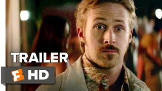 Download The Nice Guys Official Trailer #2 (2016) - Ryan Gosling, Russell Crowe Movie HD Video