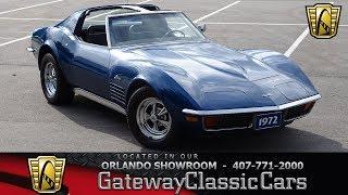 Download 1972 Chevrolet Corvette Gateway Orlando #1290 Video