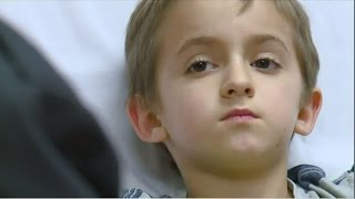 Download 7-year-old is first in Ohio to receive ″miracle″ treatment (WJW) Video