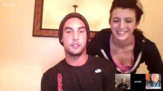 Download Pickleball: Tyson McGuffin and Morgan Evans Live Stream Chat Video