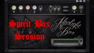 Download Afterlight Box | Morning Spirit Box Session | Real Paranormal Activity Part 63 Video