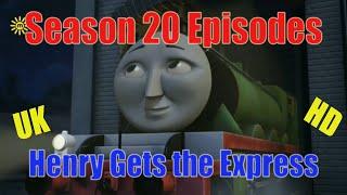 Download Henry Gets the Express HD (UK) - Season 20 - EPISODE - Thomas & Friends Leaks Video