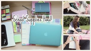 Download Back to School Supplies Haul 2014! Video