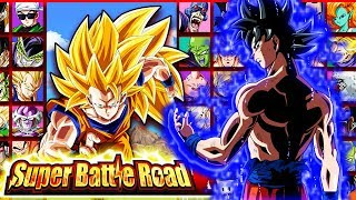Download BRAND NEW CATEGORY DBZ DOKKAN BATTLE SUPER BATTLE ROAD STAGES GAMEPLAY! Video