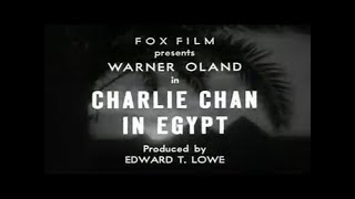 Download Charlie Chan in Egypt, 1935 Video