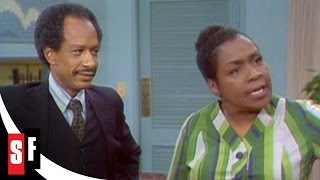 Download The Jeffersons (5/5) George Jefferson Is Mistaken for the Butler (1975) Video
