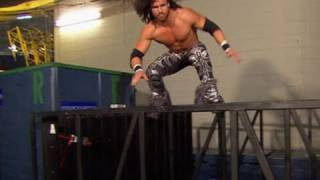 Download Raw: John Morrison practices parkour, the art of movement Video