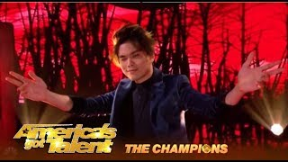 Download Shin Lim: Card Magic AGT Winner Is BACK To Defend His Title! | AGT Champions Video