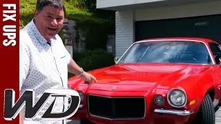 Download Haggling For A 1973 Chevrolet Camaro | Wheeler Dealers Video