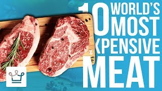 Download Top 10 Most Expensive Meat In The World Video