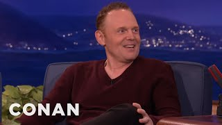 Download Bill Burr Is Annoyed By Journalists - CONAN on TBS Video