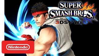 Download Super Smash Bros. for Nintendo 3DS / Wii U - New Content Approaching 6.14.15 Video