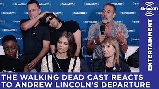 Download The Walking Dead cast shares thoughts on Andrew Lincoln's departure Video