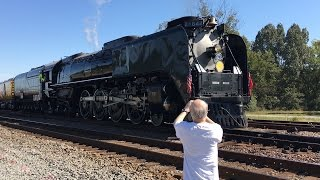 Download Waiting For UP 844 In Bald Knob, AR! 10-24-16 Video