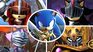 Download Sonic and the Black Knight - All Bosses + Cutscenes (No Damage) Video