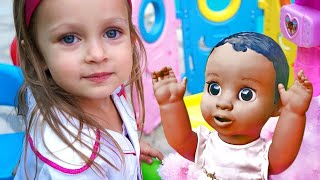 Download Little Baby Song +More Nursery Rhymes Songs from Maya and Mary Video