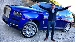 Download ROLLS-ROYCE CULLINAN – ПЕРВЫЙ ТЕСТ-ДРАЙВ !!! Самый дорогой кроссовер в мире – от 25 млн. V12 6.75 L Video