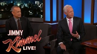 Download Sully Sullenberger Surprises Tom Hanks Video