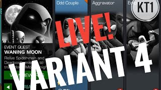 Download Variant 4 - Waning Moon Live! - Going For 100% + Its Friday... As If You Got Better Stuff To Do... Video