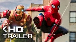 Download SPIDER-MAN: Homecoming Trailer (2017) Video