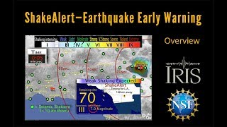 Download ShakeAlert—Earthquake Early Warning. How does it work? Video