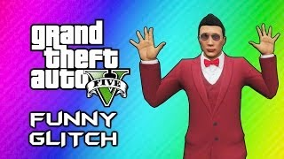 Download GTA 5 Online Invincible Paralyzing Glitch (Funny Moments, Messing w/ Random People) Video