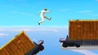 Download WORLD'S DEADLIEST TRAIN RUN! (GTA 5 Minigames) Video