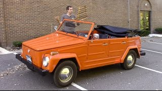 Download The Volkswagen Thing Is Slow, Old, Unsafe... and Amazing Video