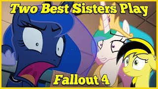 Download Reacting is Magic: Two Best Sisters Play-Fallout 4 Blind Reaction Video