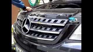 Download Novi HHO Generator jedinstven u svijetu montiran na Mercedesa Video