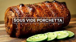 Download Sous Vide PORCHETTA Perfection! Video