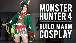 Download Guild Marm Cosplay - Monster Hunter 4 Video