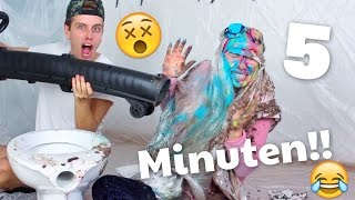 Download Julian darf 5 Minuten lang ALLES mit mir machen .. :O | BibisBeautyPalace Video