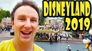 Download What's New at Disneyland for 2019 Video