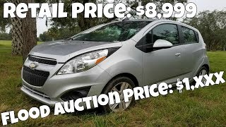 Download This Flood Salvage 2015 Chevy Cost LESS Than a Boosted Board! But DOES IT RUN??? Video