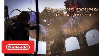 Download Dragon's Dogma: Dark Arisen - Announcement Trailer - Nintendo Switch Video