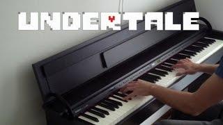 Download UNDERTALE - Piano Medley / Suite Video