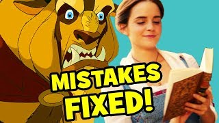 Download 10 MOVIE MISTAKES Fixed By Beauty And The Beast (2017) Video