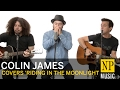 Download Colin James performs 'Riding In The Moonlight' NP Music in studio Video