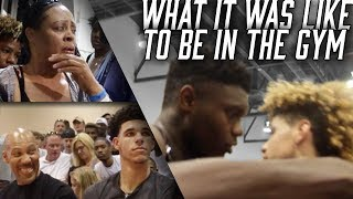 Download Experience The Madness of The HYPEST GAME OF ALL TIME! Lamelo Ball vs Zion Williamson Video