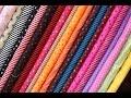 Download أنواع الثوب بالأسماء والصور tissu Video