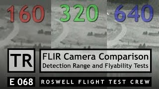 Download RFTC: FPV FLIR Thermal Camera Comparison, Detection Range and Flight Testing Video