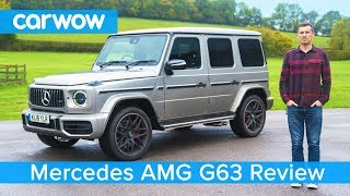Download Mercedes-AMG G63 SUV 2019 in-depth review - see why it's worth £150,000! Video