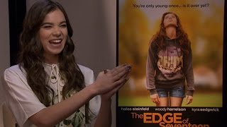 Download Hailee Steinfeld - NEW #EdgeOf17 Interview! Video