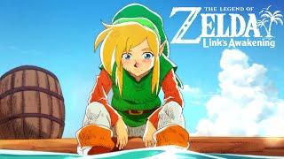Download Zelda: Link's Awakening - Full Game Walkthrough (100%) Video