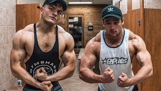 Download CRAZY NATURAL CHEST WORKOUT w/ Dylan Mckenna Video